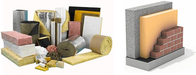 Современный теплоизоляционный материал