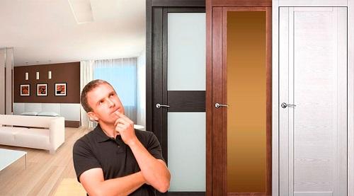 Кое-что о межкомнатных дверях смотрим, выбираем