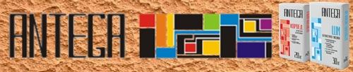 Тонкослойная штукатурка и декоративные покрытия ANTEGA