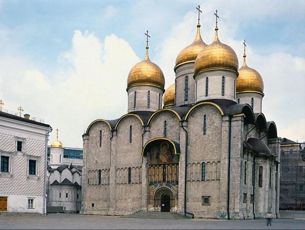 Успенский собор Московского кремля и первый столичный кирпичный завод